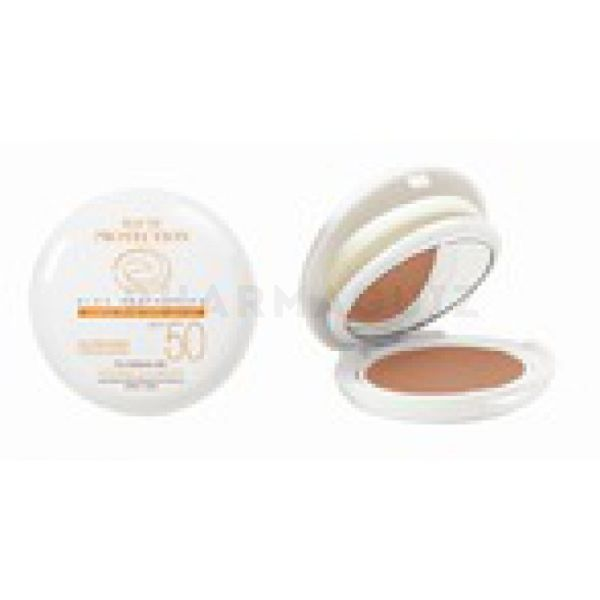 Avene soaire 50 compact mineral sable