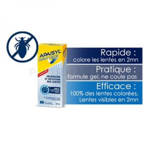 Apaisyl detect lente  fl 100ml