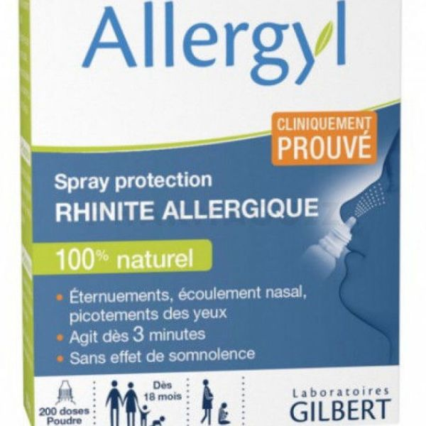 Allergyl Spray Protection Rhinite Allergique 500g
