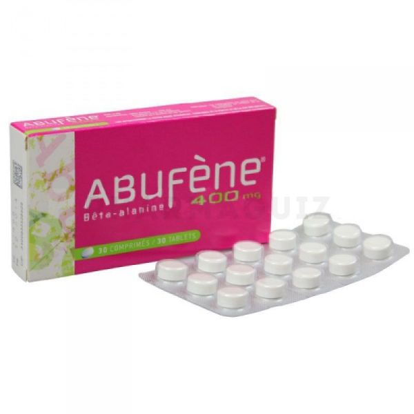 Abufene cpr 400mg bt 30